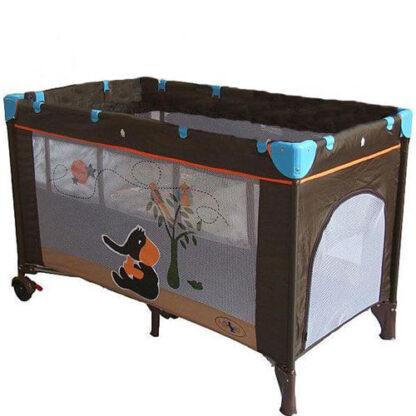 Манеж-кровать «Слоник» KidsPlay второй уровень
