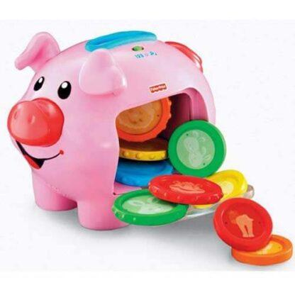 Музыкальная Свинка копилка Fisher-Price напрокат