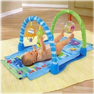 Детский развивающий коврик «Аквариум» Fisher-Price напрокат Минск