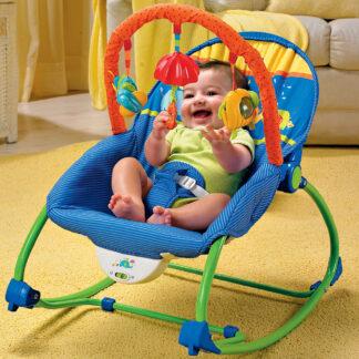 Детское кресло-шезлонг Бэби Гир Fisher-Price напрокат