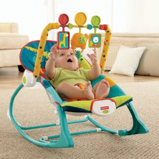 Кресло-качалка Сафари Fisher-Price прокат Минск