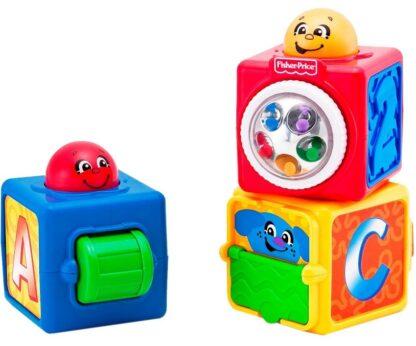 Кубики с сюрпризами Fisher-Price напрокат