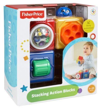 Кубики с сюрпризами Fisher-Price прокат