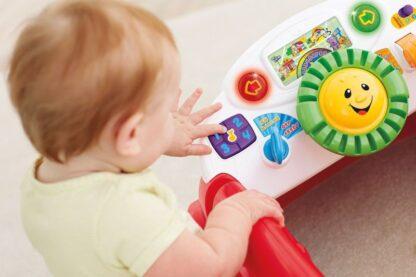 Обучающая игрушка Автомобиль из серии Смейся и учись Fisher-Price на прокат