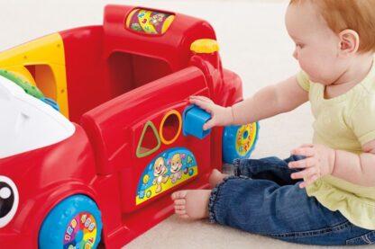 Обучающая игрушка Автомобиль из серии Смейся и учись Fisher-Price на прокат Минск