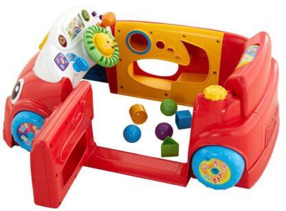 Обучающая игрушка Автомобиль из серии Смейся и учись Fisher-Price напрокат Минск
