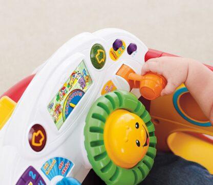 Обучающая игрушка Автомобиль из серии Смейся и учись Fisher-Price напрокат в Минске
