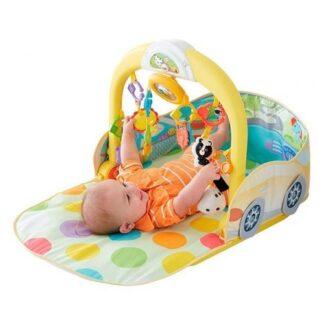 Развивающий коврик (центр) «Весёлый автомобиль» 3 в 1 Fisher-Price напрокат Минск