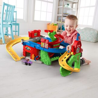 Трек трансформер 2 в 1 Skyway Fisher-Price напрокат в Минске