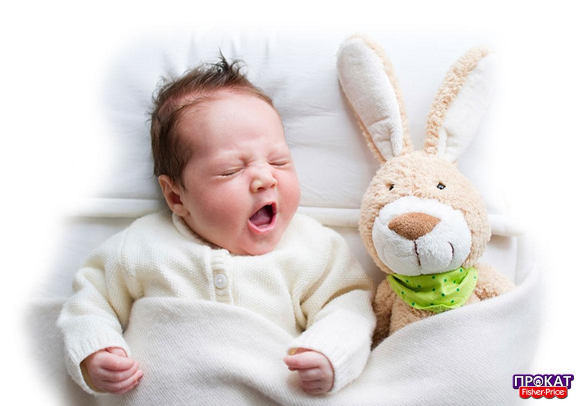 Развитие и уход за трехнедельным ребенком